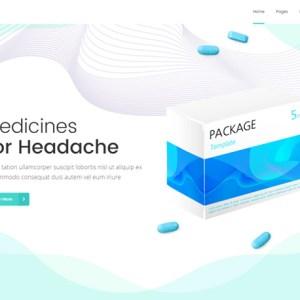 Магазин лекарств, фармацевтика