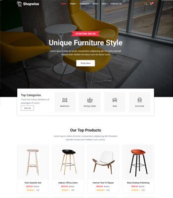 Онлайн магазин мебели (2)