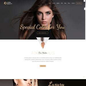 Салон красоты сайт