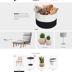 Купить готовый сайт для магазина мебели