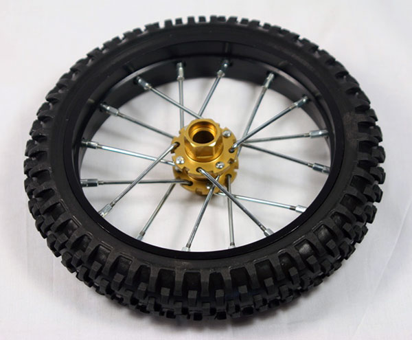 CSF411 Front Wheel Sold at www.2wheelHobbies.com