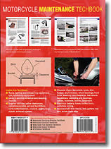 All you need to know about Motorcycle Maintenance TechBook...