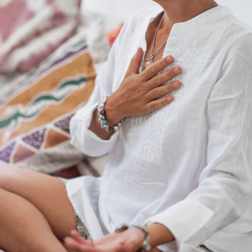 Do You Have a Blocked Chakra? Here's How to Find Out