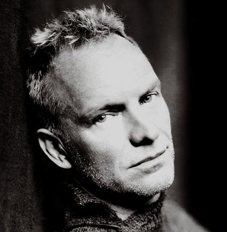 Sting...the one and only