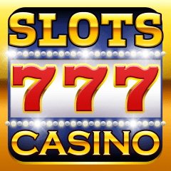 Typical Slots 777 Casino Popup Advert