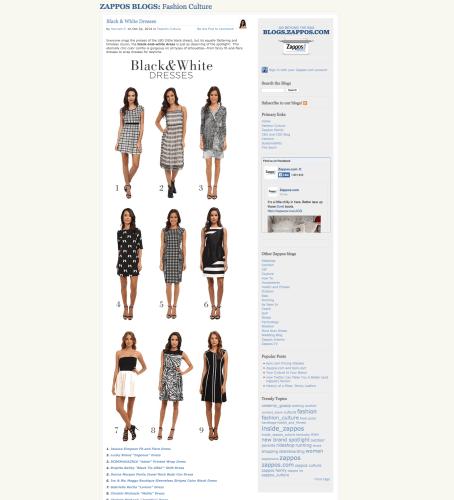 Black & White Dresses | blogs.zappos.com 2014-10-28 13-09-58