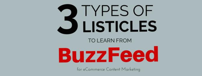 3 tipos de listas para aprender de BuzzFeed