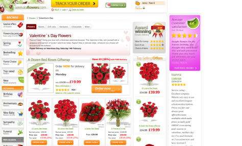 Send Valentine's Day Flowers with FREE UK Delivery 2015-02-14 19-11-50 copy