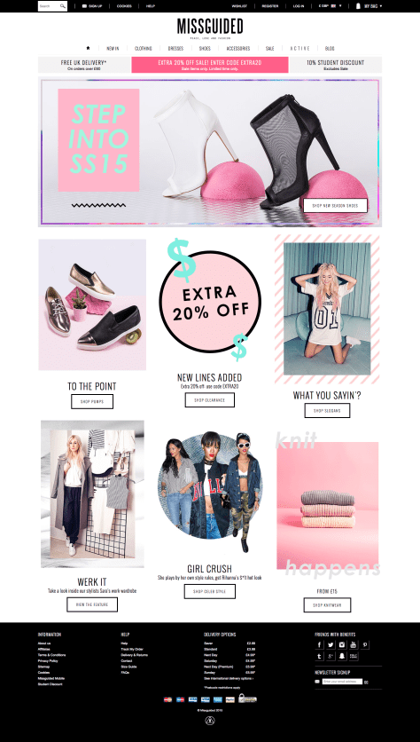 Women's Clothing - Shop Ladies Fashion Online - Missguided 2015-02-14 19-41-42