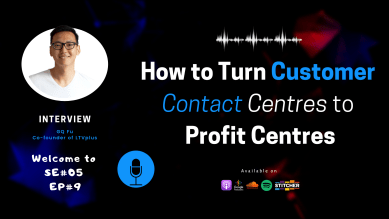 How to Turn Contact Centres to Profit Centres