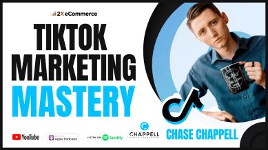 TikTok Marketing Mastery for eComm ► Organic + Paid