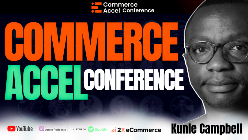 Commerce Accel Virtual Conference Starts Next Thursday