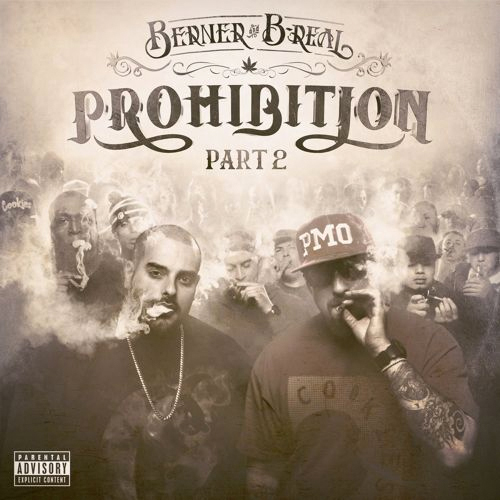 """Berner & B-Real – """"Ain't Nothin"""" F. Cam'ron (Audio)"""
