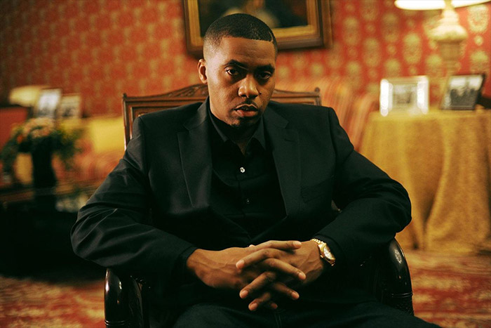 "nas boolin MUSIC: NAS – ""ANGEL DUST"""