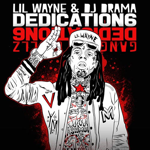 lil wayne d6 lead LIL WAYNE TO RELEASE 'DEDICATION 6' ON CHRISTMAS DAY
