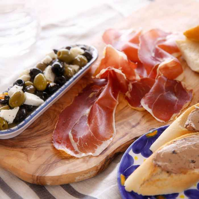 Cold-cut Meats and Cheeses