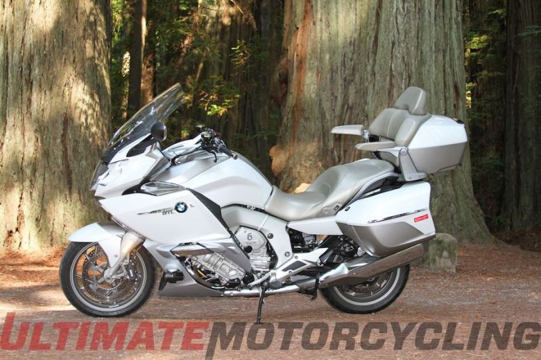 8 Days Aboard a BMW K 1600 GTL Exclusive   No Direction Home