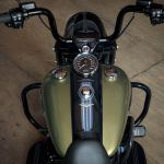 2017 Harley Davidson Road King Special Debuts Exclusive Interview