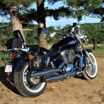 Living With The Honda Vt500c Shadow 35 Years Later