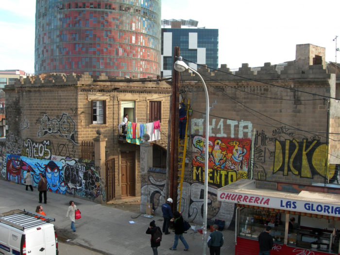 Plaça de les Glòries, 2006, Darius Koehli