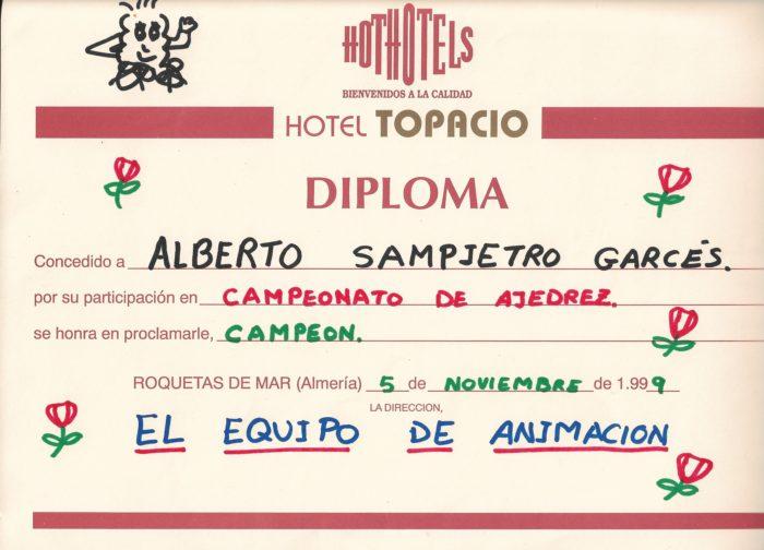 Campeonato de Ajedrez