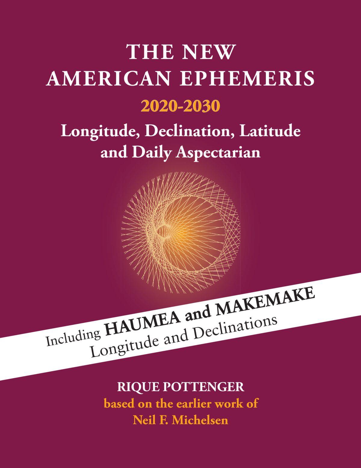 New-American-Ephmeris-2020-2030