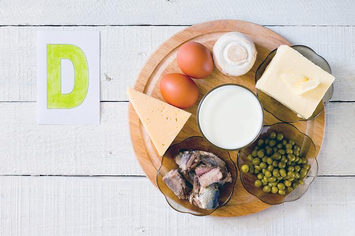 Значение витамина D для работы щитовидной железы
