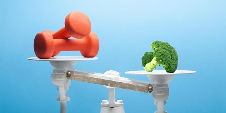 Диета или тренировки лучше для жиросжигания