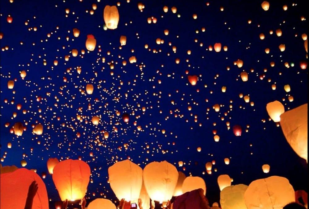 Magia Ad Avella Con La Notte Delle Lanterne Eventi A Avellino