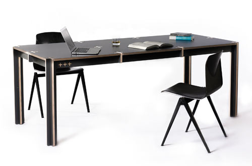 Minimal Waste + Table by Fraaiheid in home furnishings Category