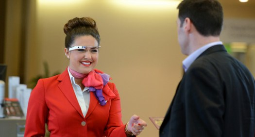 Google Glass Aiming to Transform How We Travel in technology Category
