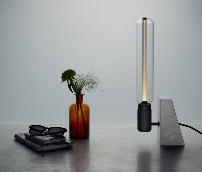 Get 'Stoned' With Buster +Punch's LED Table Light