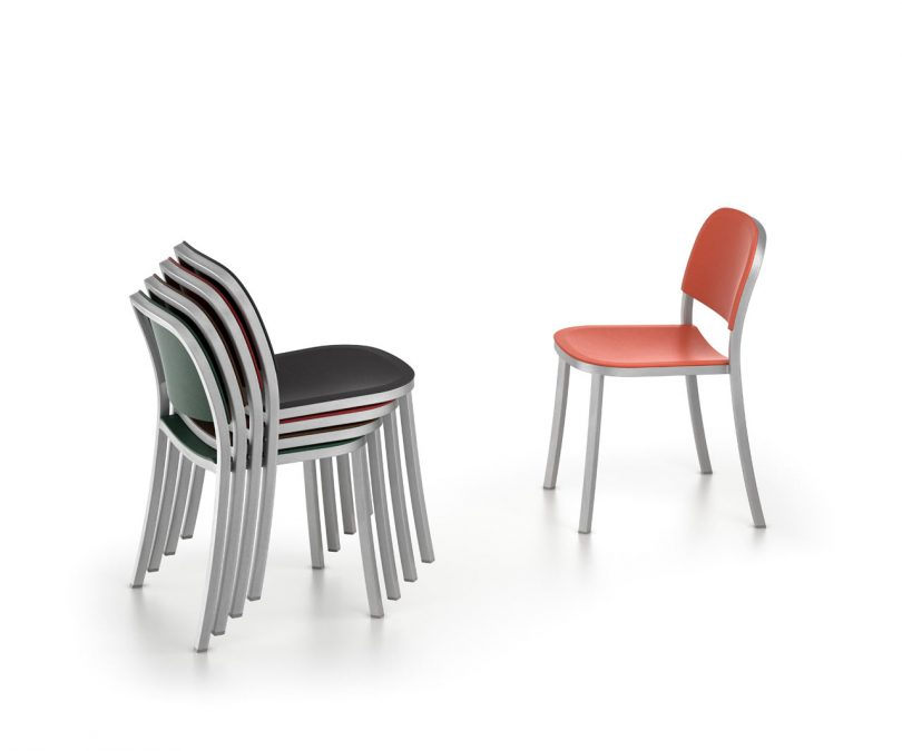 Emeco Launches the 1 Inch Collection by Jasper Morrison