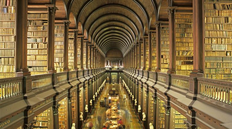 Para lectores: Mira estos lugares ideales para leer en el mundo