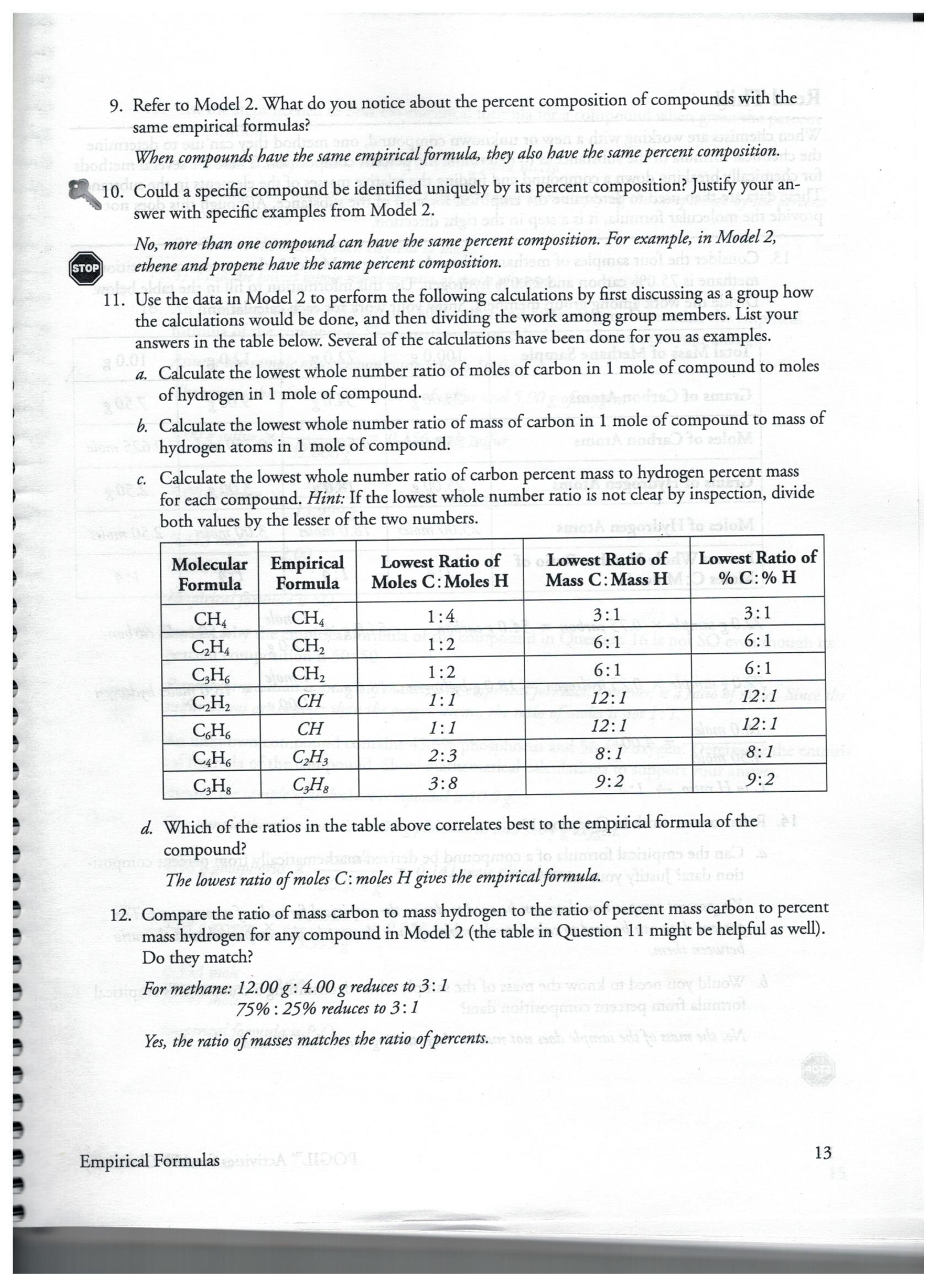 Ap Chemistry Answers Elaine Bermudez Nathaniel