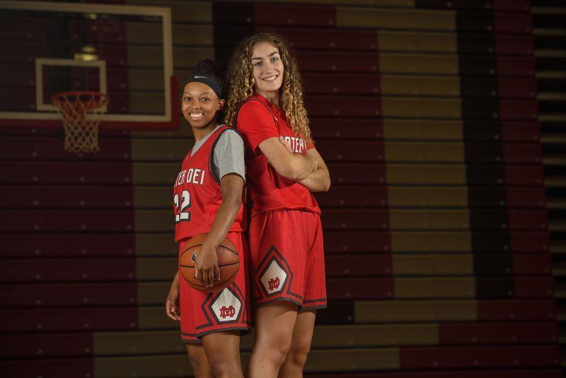 Girls Basketball Basketball Mater Dei High School