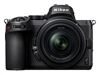 Nikon Z5 is an entry-level full-frame camera that doesn't cut corners