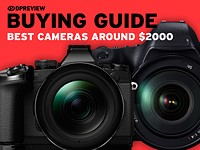 Best cameras around $2000