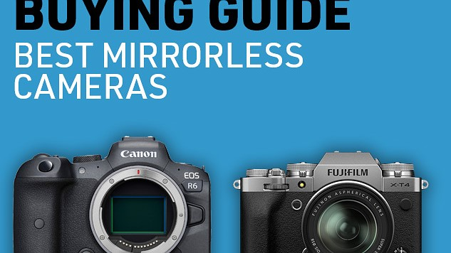 Best Mirrorless Cameras Of 2021 Digital Photography Review