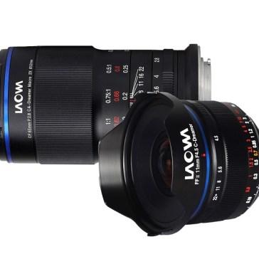 Venus Optics launches Laowa 11mm F4.5 lens for Canon RF mount, 65mm F2.8 2X Macro lens for Nikon Z mount