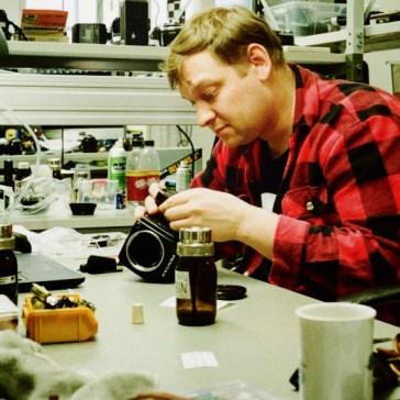 Camera Rescue opens repair school in bid to fix world's film cameras