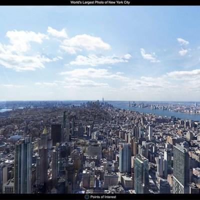 80,000MP panoramas: EarthCam announces world's highest-resolution robotic webcam
