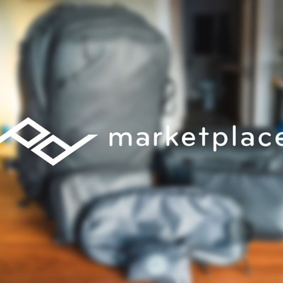 Peak Design Marketplace is a peer-to-peer marketplace for selling, buying used gear (US-only, for now)