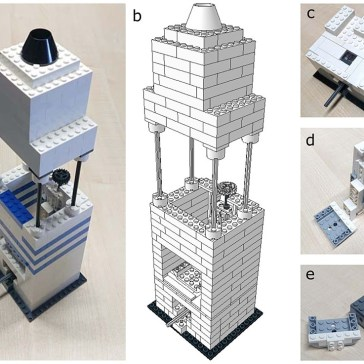 Researchers use iPhone 5 camera and LEGO to create affordable high-resolution microscope