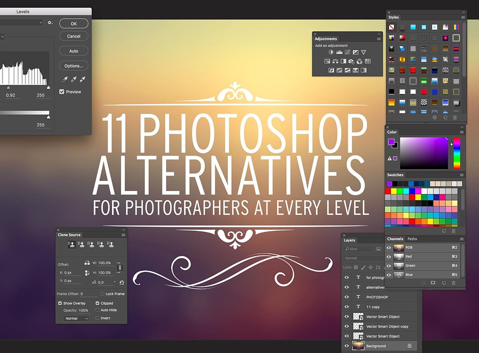 11 cheap Photoshop alternatives for photographers at every ...