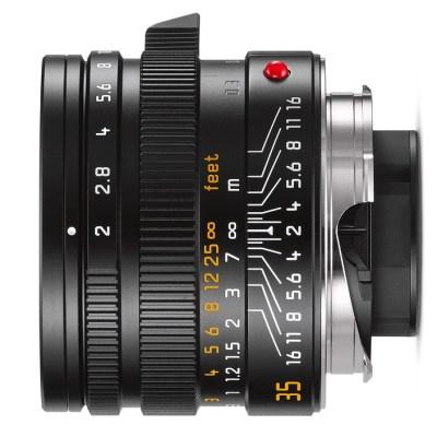 Leica announces APO-Summicron-M 35mm F2 ASPH