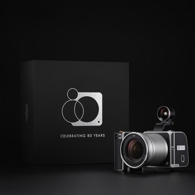 Hasselblad releases $15K 907X Anniversary Edition Kit to celebrate 80th anniversary