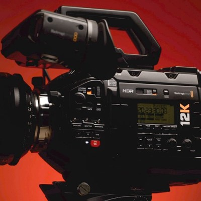 DPReview TV: The Blackmagic Ursa Mini Pro 12K could teach mirrorless cameras a few things