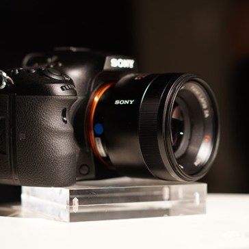 Sony's removes remaining DSLRs from its website suggesting the A-mount is all but dead