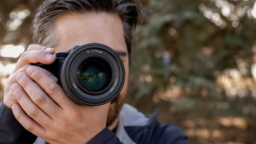 DPReview TV: Sony 50mm F1.2 GM review